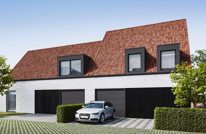 Magna Frisia Villa's met oprit en garage